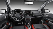 2017 Kia Morning (2017 Kia Picanto) interior
