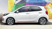 2017 Kia Morning (2017 Kia Picanto) profile