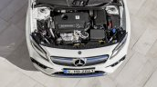 2017 Mercedes-AMG GLA 45 4MATIC engine