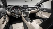 2017 Mercedes GLA 250 4MATIC AMG Line dashboard