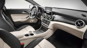 2017 Mercedes GLA 250 4MATIC AMG Line interior