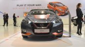 2017 Nissan Micra front at 2017 Vienna Auto Show
