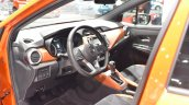 2017 Nissan Micra interior second image at 2017 Vienna Auto Show