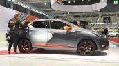2017 Nissan Micra profile at 2017 Vienna Auto Show
