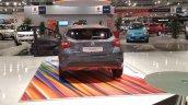 2017 Nissan Micra rear at 2017 Vienna Auto Show
