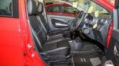 2017 Perodua Axia (facelift) front seats