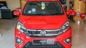 2017 Perodua Axia (facelift) front