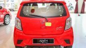 2017 Perodua Axia (facelift) rear