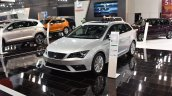 2017 Seat Leon ST front three quarters at 2017 Vienna Auto Show