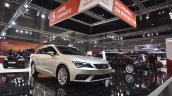 2017 Seat Leon ST front three quarters right side at 2017 Vienna Auto Show