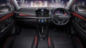 2017 Toyota Vios (facelift) dashboard Thailand