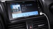 2017 Toyota Vios (facelift) touchscreen Thailand