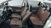 2017 Toyota Vitz (Toyota Yaris) cabin Japan