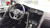 2017 VW Golf GTI (facelift) dashboard driver side at 2017 Vienna Auto Show