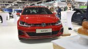 2017 VW Golf GTI (facelift) front at 2017 Vienna Auto Show