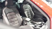 2017 VW Golf GTI (facelift) front seats at 2017 Vienna Auto Show