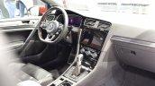 2017 VW Golf GTI (facelift) interior at 2017 Vienna Auto Show