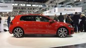 2017 VW Golf GTI (facelift) profile at 2017 Vienna Auto Show
