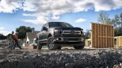 2018 Ford F-150 (facelift) front three quarters