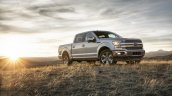 2018 Ford F-150 (facelift) scenic front three quarters