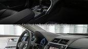 2018 Toyota Camry vs. 2015 Toyota Camry interior