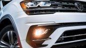 2018 VW Atlas R-Line front fascia