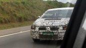 2018 VW Vento (Polo sedan) front spied in Brazil