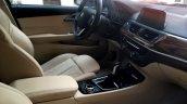 BMW 1 Series Sedan interior Germany spy shot