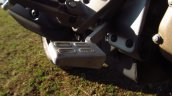 Bajaj Dominar 400 rear brake lever