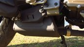 Bajaj Dominar 400 underbelly