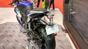 Bajaj Pulsar RS200 Blue rear three quarter
