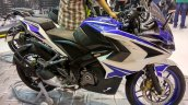 Bajaj Pulsar RS200 Blue side