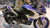 Bajaj Pulsar RS200 Blue side