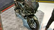 Bajaj Pulsar RS200 grey front three quarter right
