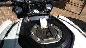 Bajaj Dominar 400 fuel tank cover