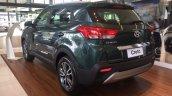 Brazil-spec Hyundai Creta rear three quarter in showrooms