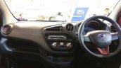Datsun redi-GO SPORT dashboard at Autocar Performance Show 2017
