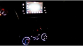 Fiat X6H infotainment system