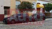 Fiat X6H test mules spy shot Brazil