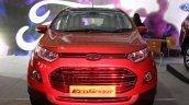 Ford EcoSport Platinum Edition front at Surat International Auto Expo 2017