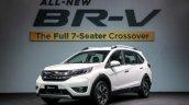 Honda BR-V front three quarters Malaysia launch