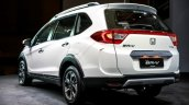 Honda BR-V rear three quarters Malaysia launch