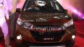 Honda WR-V front snapped in Honda India plant
