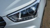 Hyundai Creta 1.6 Petrol Automatic headlamp Review