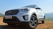 Hyundai Creta 1.6 Petrol Automatic low shot Review