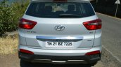 Hyundai Creta 1.6 Petrol Automatic rear Review