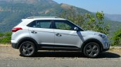 Hyundai Creta 1.6 Petrol Automatic side Review