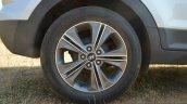 Hyundai Creta 1.6 Petrol Automatic wheel Review