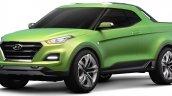 Hyundai Creta Sport Truck Concept front three quarters