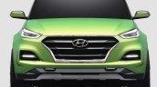 Hyundai Creta Sport Truck Concept front